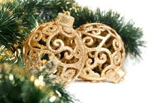 Free Christmas Decoration Royalty Free Stock Photography - 17448707