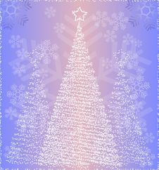 Free Christmas Tree Royalty Free Stock Image - 17448886