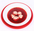 Free Red Borscht Royalty Free Stock Image - 17454856