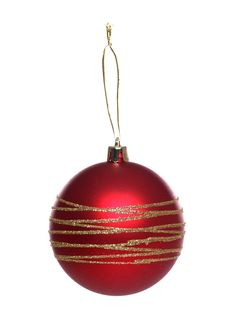 Free Christmas Bauble Cutout Royalty Free Stock Image - 17450006