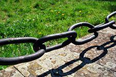 Free Chain Royalty Free Stock Photos - 17451328