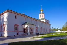 Free Iversky Monastery Stock Photo - 17451580
