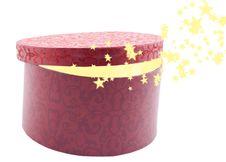 Free Gift Box Royalty Free Stock Photo - 17451755