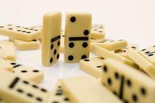 Free Domino Stock Image - 17452271