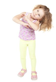 Free Little Dancer Stock Photography - 17452562