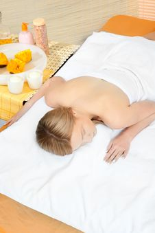 Free Woman In Spa Stock Photos - 17453213