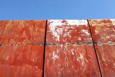 Free Rusty Metal Stock Photography - 17453562