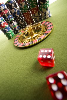 Free Roulette Royalty Free Stock Image - 17453706
