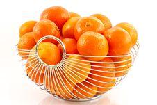 Free Tangerines Stock Photography - 17453832