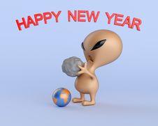 Free Happy New Year Stock Photos - 17453863