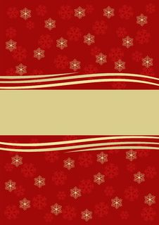 Free Red Festive Background Royalty Free Stock Photo - 17454745