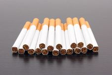 Free Cigarettes Stock Photography - 17455102
