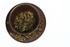 Free Tea Leaf Stock Image - 17455351