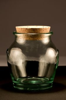 Free Glass Jar Stock Photography - 17456302