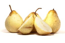 Free Bunch Of Pears Royalty Free Stock Image - 17456476