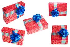 Free Gifts Stock Photos - 17456663