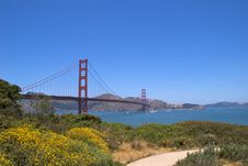 Free Golden Gate Bridge Stock Photos - 17456713