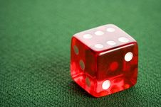 Free Casino Dice Stock Photos - 17456883