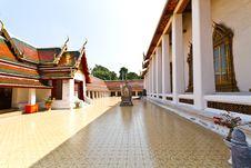 Free Golden Mount Temple Stock Photos - 17457113