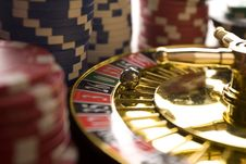 Free Roulette Stock Photography - 17458072