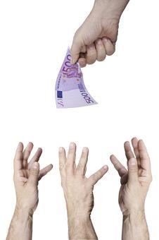 Free Money, Money, Money Royalty Free Stock Photography - 17458267