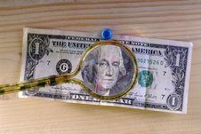 Free Dollar Stock Photo - 17458870
