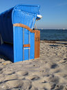 Free Hooded Beach Chair Stock Images - 17462214