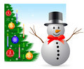 Free Christmas And New Year Illustration Stock Photos - 17467353