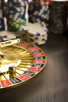 Free Roulette Royalty Free Stock Photography - 17460137