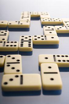 Free Domino Stock Image - 17460231