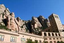 Free Montserrat, Barcelona, Spain Royalty Free Stock Photos - 17460918