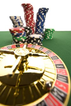 Free Roulette Stock Image - 17460971