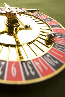 Free Roulette Stock Image - 17460991