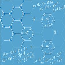 Free Formulas Stock Image - 17461281