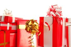 Free Christmas Gifts Stock Photos - 17461293