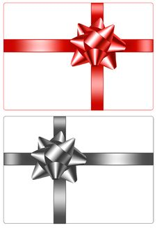 Free Collection Of Bows. Stock Photography - 17461322