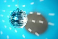 Free Disco Ball Stock Image - 17461801