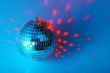 Free Disco Ball Royalty Free Stock Photo - 17461805