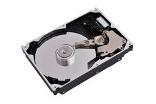 Free Open Hdd Royalty Free Stock Images - 17462249