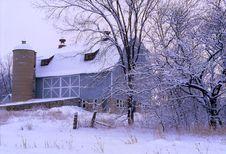 Free Wisconsin Barn Royalty Free Stock Photo - 17462315
