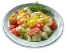 Free Salad Stock Photography - 17462632