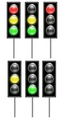 Free Traffic Light Stock Photo - 17463000