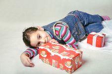 Free Happy Christmas Royalty Free Stock Photos - 17463888