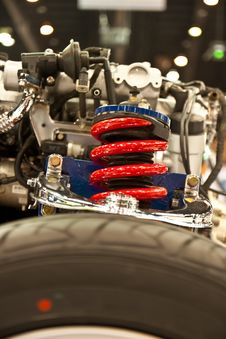 Free Engine Royalty Free Stock Image - 17464706