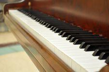 Free Piano Stock Image - 17464771