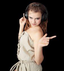 Free Dances Royalty Free Stock Image - 17465066