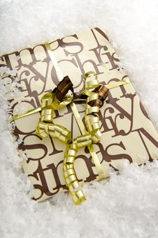 Free Christmas Present Stock Photo - 17465180