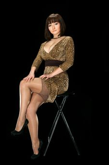 Free Sexy Girl Stock Image - 17465741