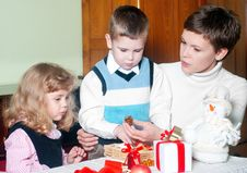 Free Preparation For Christmas Holidays Stock Photography - 17466982