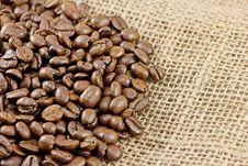 Free Coffee Beans Royalty Free Stock Photo - 17467305